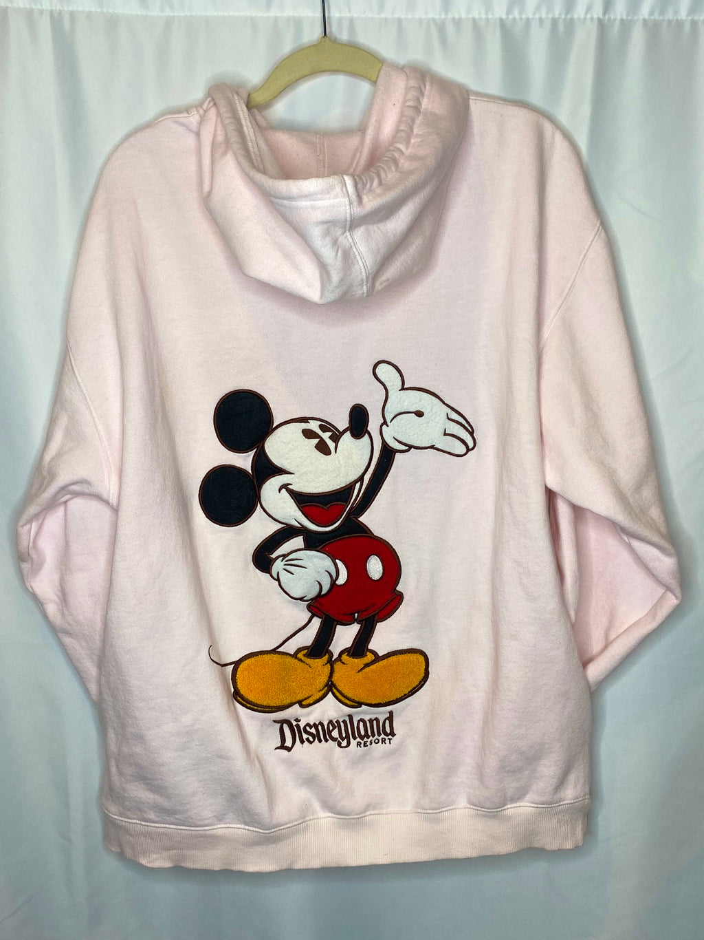 MICKEY Embroidery Sweatshirt