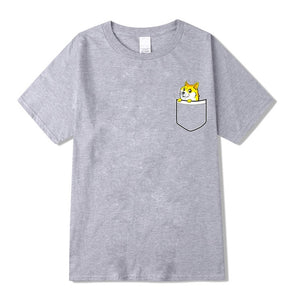 Ginger cat Graphic Tee