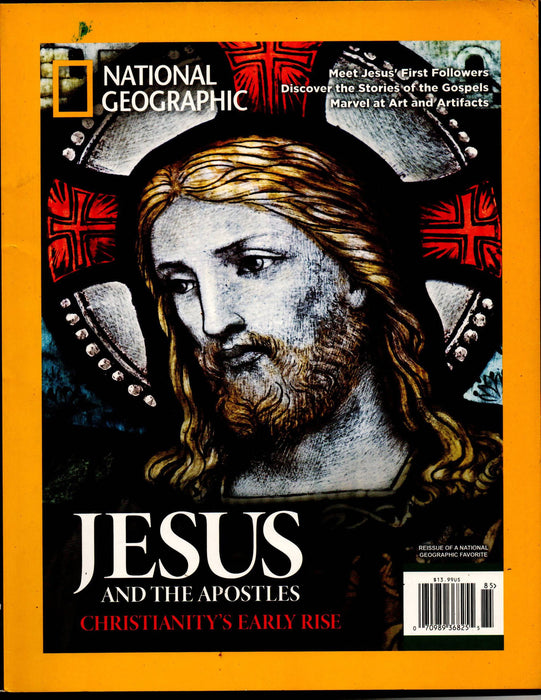National Geographic Special Edition- Jesus and the APostles