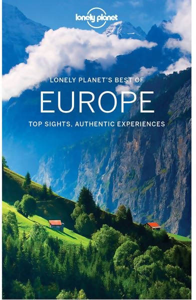 LONELY PLANET: BEST OF EUROPE TRAVEL GUIDE