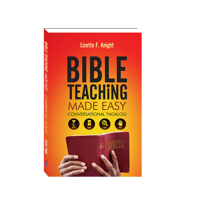 Bible Teaching Made Easy (Conversational Tagalog)