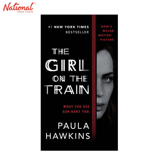 The Girl on the Train (Movie Tie-In) Massmarket