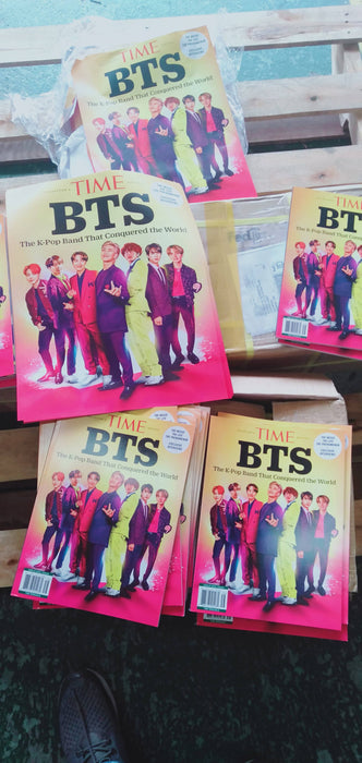 TIME BTS Collector's Edtion