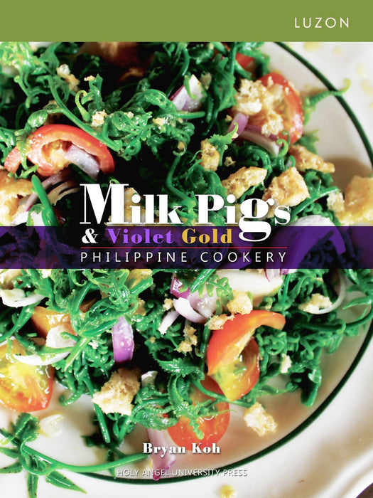 Milk Pigs & Violet Gold