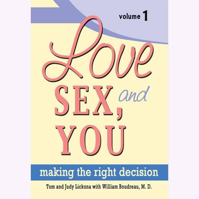 LOVE SEX, AND YOU VOL. 1