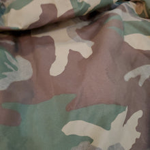 Load image into Gallery viewer, Military Camo Rain Jacket