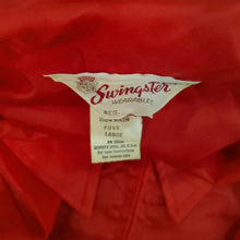 Load image into Gallery viewer, 60's Swingster Nylon Racing Jacket