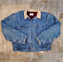 Load image into Gallery viewer, 80's Polo Denim Jacket