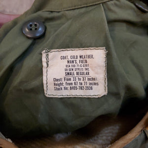 70's M65 Military Jacket