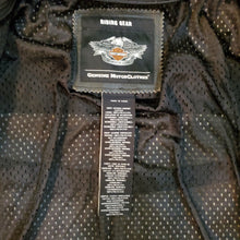 Load image into Gallery viewer, Harley Davidson Motorcyle Jacket
