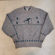 Load image into Gallery viewer, L.L. Bean Marled Knit Ski Sweater