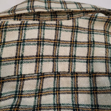 Load image into Gallery viewer, 70's Plaid Jacket