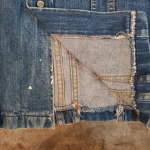 Load image into Gallery viewer, 70's Sears Denim Shirt Jacket