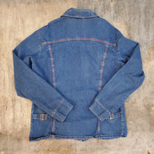 Load image into Gallery viewer, 60's Contact Denim Jacket