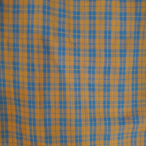 60's Donegal Plaid Shirt