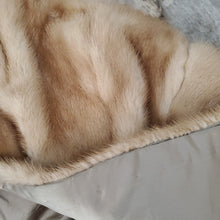 Load image into Gallery viewer, 60's Mink Shawl