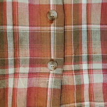 Load image into Gallery viewer, Angelique Plaid Shirt