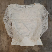 Load image into Gallery viewer, Gunne Sax 90's Lace Blouse
