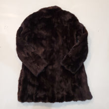 Load image into Gallery viewer, *SOLD* Dark Brown Mink Fur