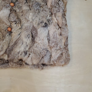 *SOLD* Dyed Rabbit Fur