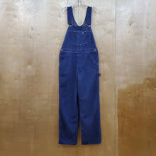 Load image into Gallery viewer, 70's Sears Overalls Size 34 X 32