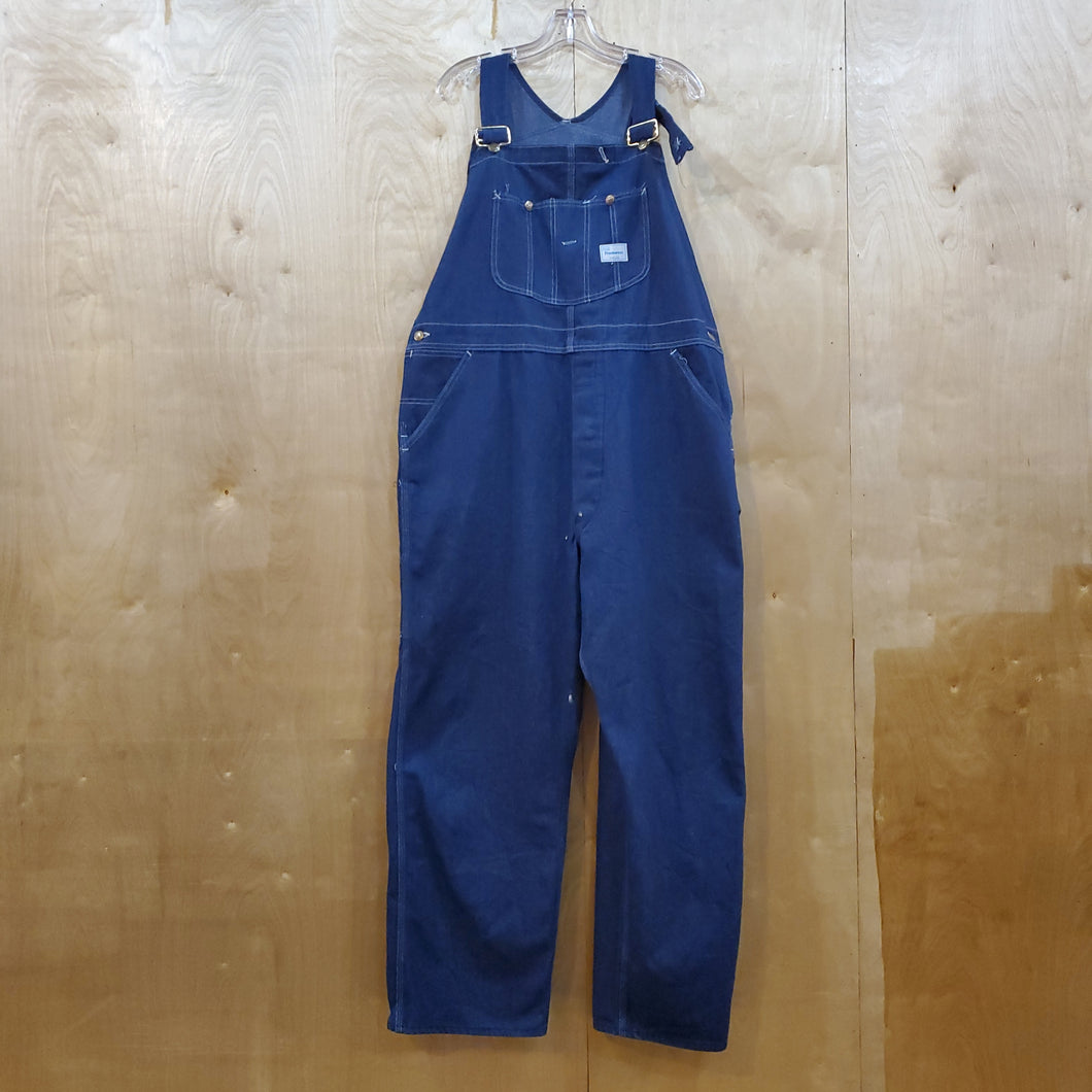 70's Sears Tradewear Overalls Size 42 X 30