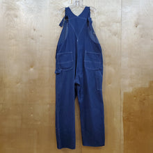 Load image into Gallery viewer, 70's Sears Tradewear Overalls Size 42 X 30