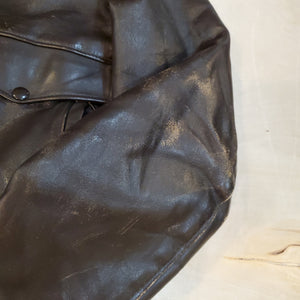 *SOLD* 70's G-1 Brown Leather Jacket