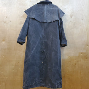 Australian Outback Oiled Trench Coat