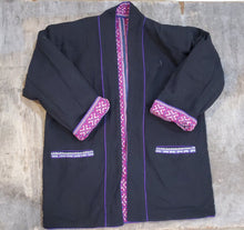 Load image into Gallery viewer, Needlepoint Kimono Jacket
