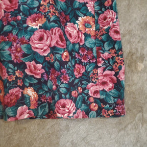 Floral Skirt Size 12