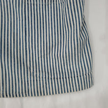 Load image into Gallery viewer, Armani Jeans Striped Blazer Size Small