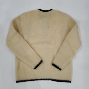 60's Sportswear by Alps Wool Cardigan Size 38