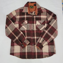 Load image into Gallery viewer, 80's Plaid C.P.O. Size XL