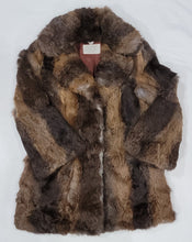 Load image into Gallery viewer, Dino Ricco Rabbit Fur Coat