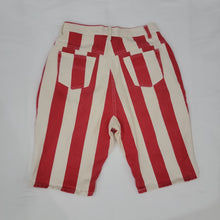 Load image into Gallery viewer, Striped Denim Shorts Size 16