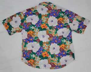 Floral Shirt Size Large - Available Soon!