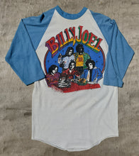 Load image into Gallery viewer, 70's Billy Joel Baseball Tee