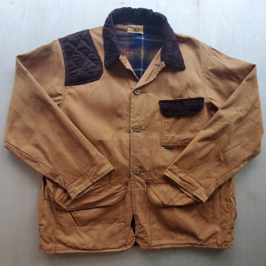 60's-70's Black Sheep Hunting Jacket