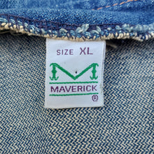 Load image into Gallery viewer, Maverick Denim Jacket