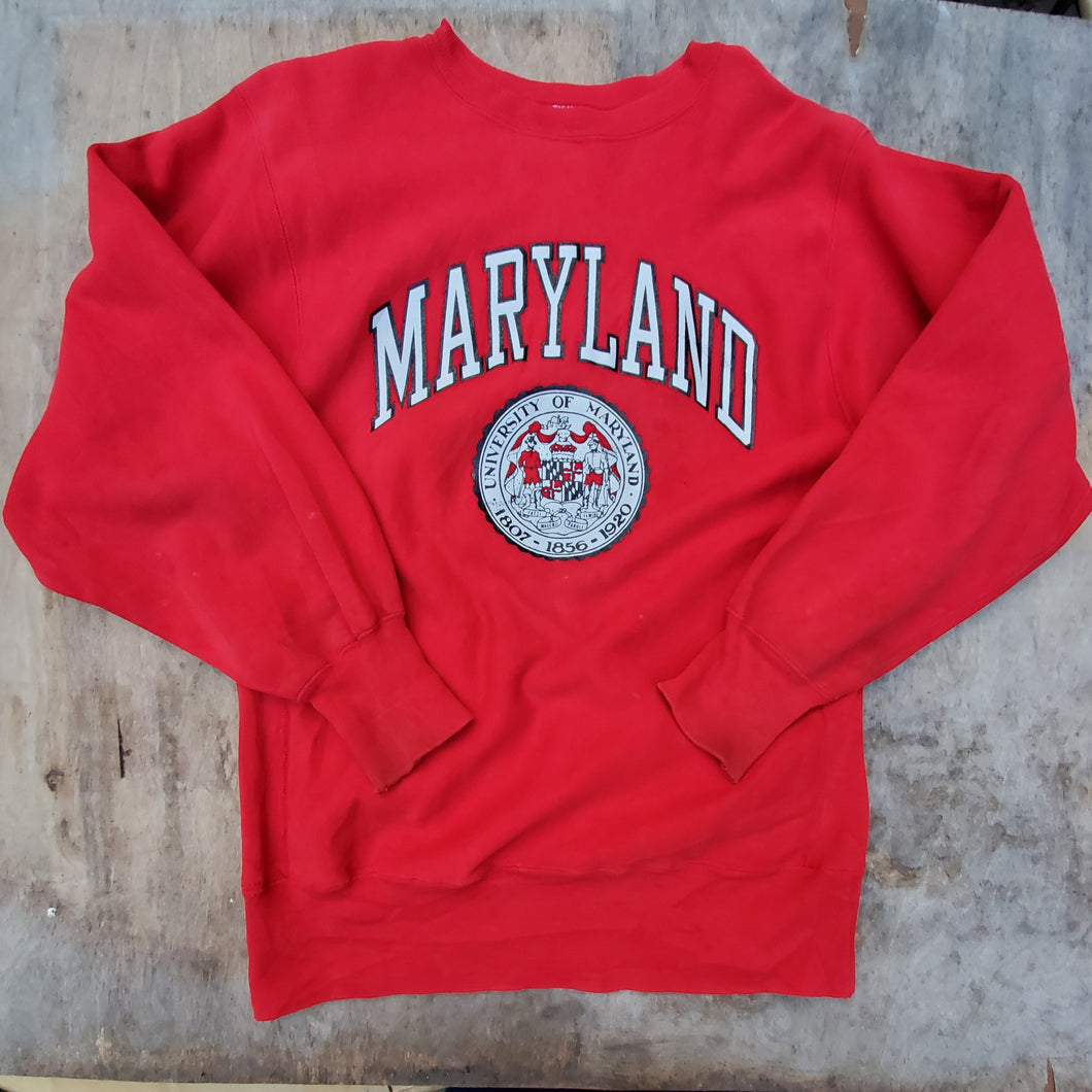 Champion University of Maryland Sweatshirt
