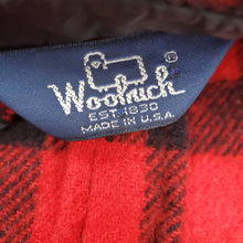 Load image into Gallery viewer, Buffalo Plaid Woolrich C.P.O. Jacket