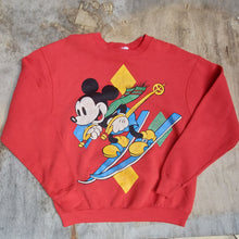 Load image into Gallery viewer, Mickey Ski Sweatshirt