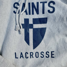 "Load image into Gallery viewer, Champion Hoodie ""Saint's Lacrosse"""