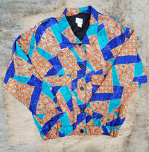 Load image into Gallery viewer, French Doors Nylon Jacket