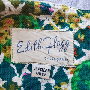 Edith Flagg Dress
