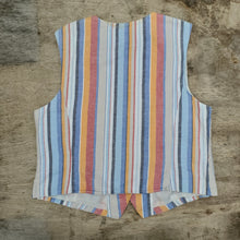 Load image into Gallery viewer, Lizsport Striped Vest
