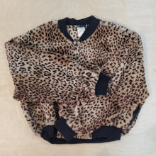 Load image into Gallery viewer, Leopard Print Jacket