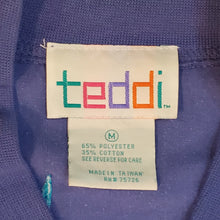 Load image into Gallery viewer, Teddi Blue Jacket