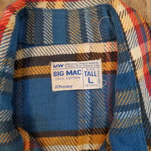 Load image into Gallery viewer, Vintage BIGMAC Flannel